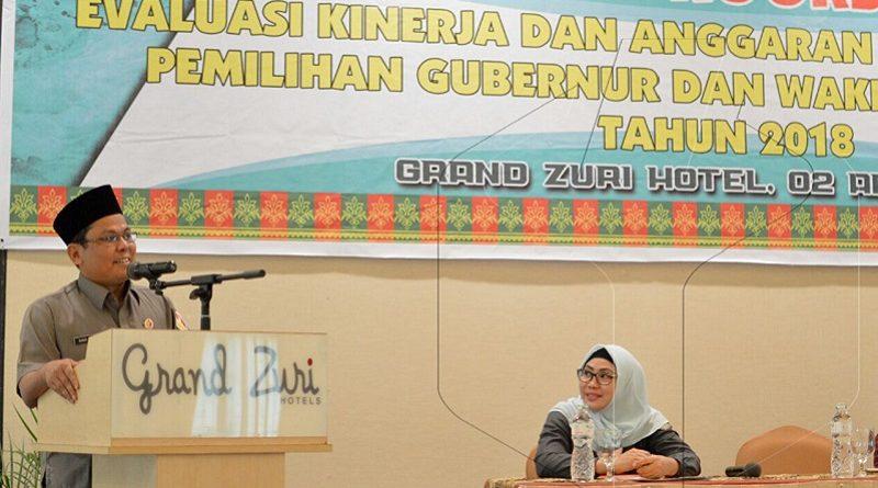 """Ketua Bawaslu Riau: """"Perlu Adanya Program Baru Dalam Melaksanakan Pengawasan Pada Generasi Millenial"""""""